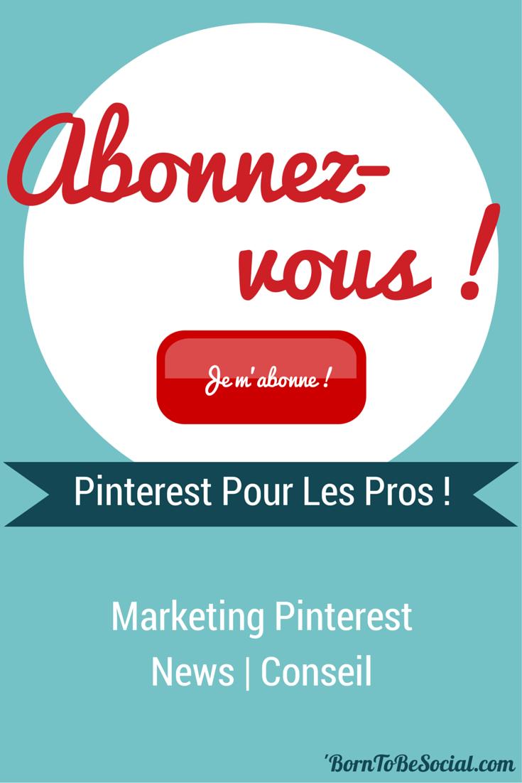 Pinterest Pour Les Pros