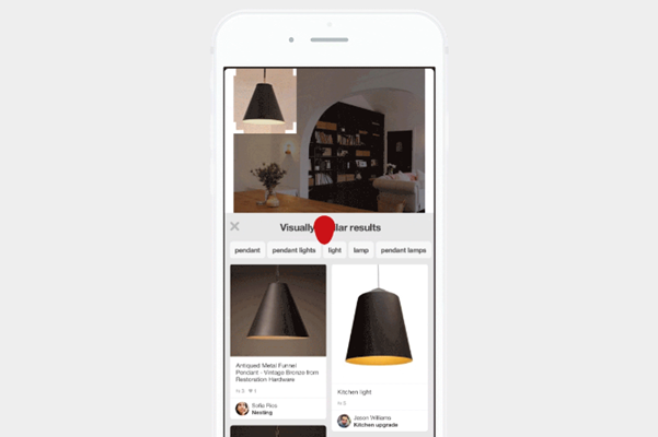 Pinterest Means Business – A Look Back at 2015 | Search without words