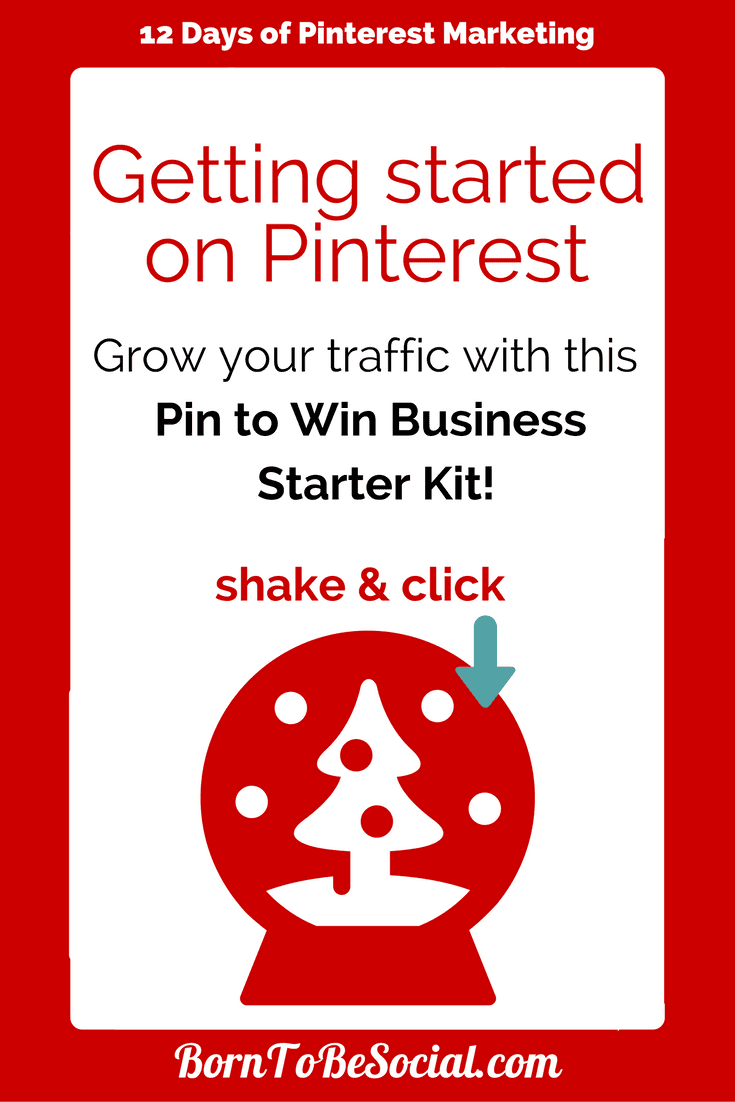 12 Days of Pinterest Marketing – Make Your Business Shine on ...