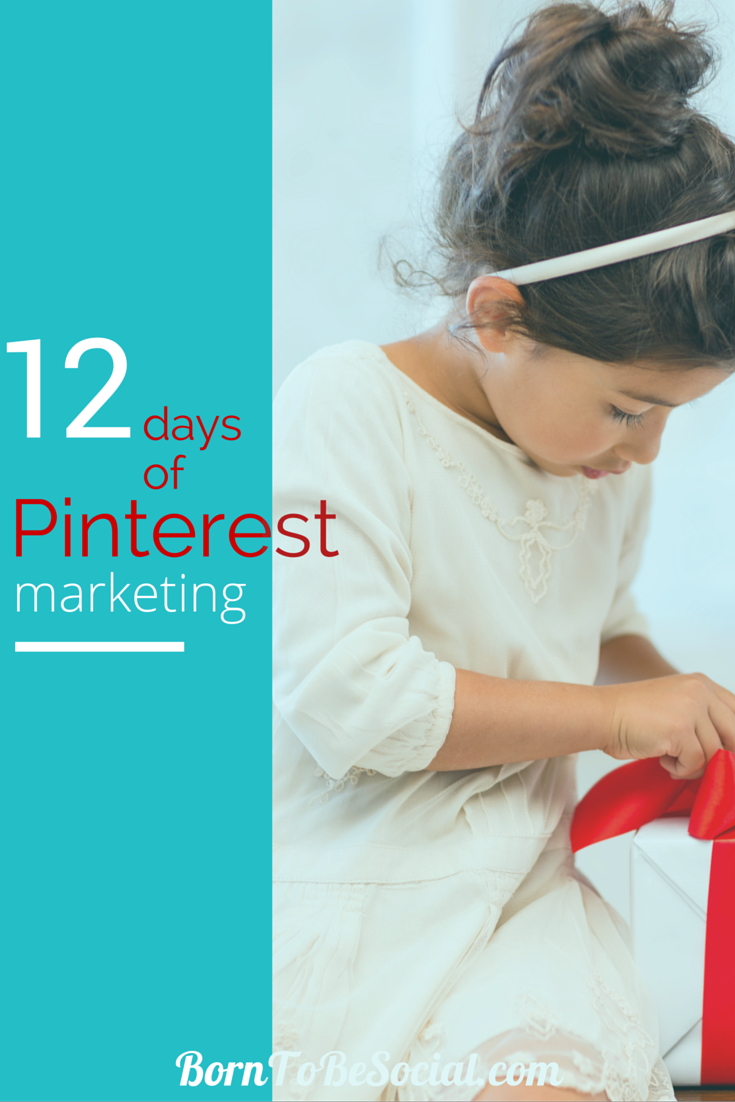 Here are some of the highlights of Pinterest Marketing advice that I shared with you on my blog over the last 12 months. | Born To Be Social, France