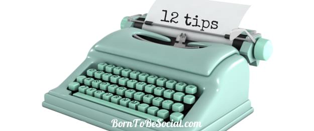 Marketing sur Pinterest : 12 conseils de pros - Infographie | BornToBeSocial.com