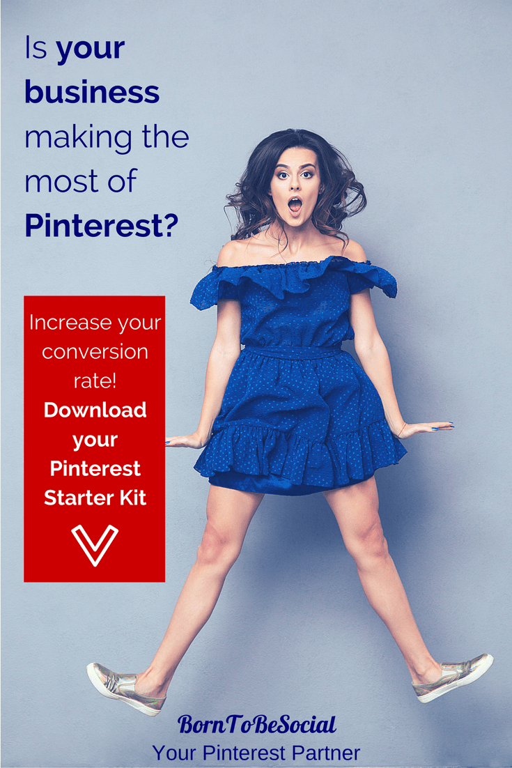 Pin to Win Business! Grow traffic and attract new clients with a Pinterest Business page - A 9-page guide to help you decide if marketing on Pinterest makes sense for your business. Is Pinterest a wise investment of your time and money? Get started in 3 easy steps! Practical advice on how to create (or convert) a Pinterest Business account. Get ready for business - Pin like a Pro with 15 detailed practical tips & best practices. | BornToBeSocial.com - Pinterest Marketing & Consulting