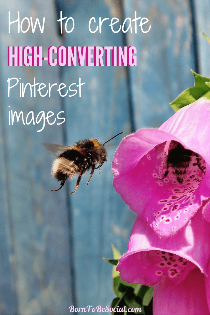 THIS IS HOW TO CREATE THE MOST HIGH-CONVERTING PINTEREST IMAGES! – A picture speaks a thousand words, especially on Pinterest. To attract attention, compelling images are key. Pictures that stand out in the feed are your currency on Pinterest. Here's what you need to know to get people to click and share your pins. | BornToBeSocial, Pinterest Marketing & Consulting | Your Pinterest Partner