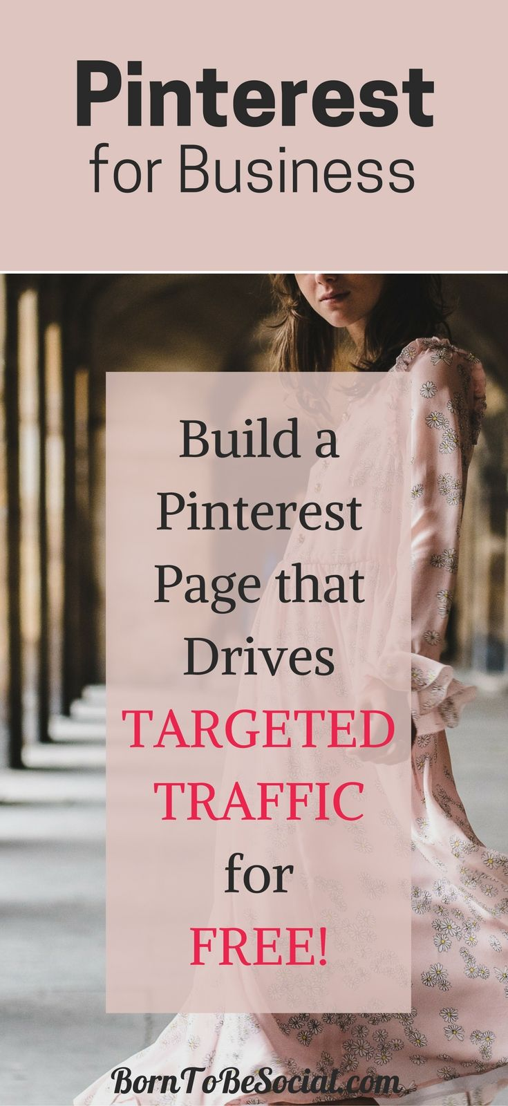 Build a Pinterest Page that Drives TARGETED (& Free!) SITE TRAFFIC. Learn how to build a PERFECT Pinterest page that attracts your ideal client and sends highly targeted traffic to your website. | via @BornToBeSocial, Pinterest Marketing & Consulting | Pinterest for Business #ExpertPinterest #PinterestForBusiness #PinterestMarketingTips #Pinterest