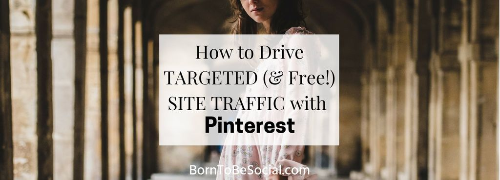 Pinterest for Business Page Builder Pack! A 10-page guide to help you build a Pinterest page that will attract your perfect clients and get more traffic to your website | BornToBeSocial.com - Pinterest Marketing & Consulting