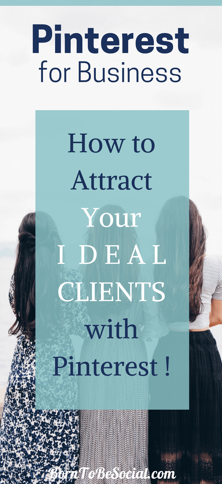 ATTRACT YOUR IDEAL CLIENT – HOW TO GROW YOUR TRIBE ON PINTEREST! – As a business owner you want to attract pinners that are interested in your product or service. So how do you go about attracting the right kind of followers? Read on to find out! | via @BornToBeSocial, Pinterest Marketing & Consulting | Pinterest for Business #ExpertPinterest #PinterestForBusiness #PinterestMarketingTips #Pinterest