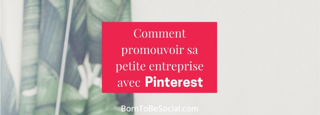 COMMENT PROMOUVOIR UNE PETITE ENTREPRISE AVEC PINTEREST – Si vous connaissez bien votre public cible, vous pouvez obtenir des résultats concrets avec Pinterest. Voici comment se faire connaitre sur Pinterest.